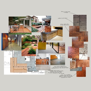 Garden Design Mood Board design board uk: bbc blast fashion mood board your label.